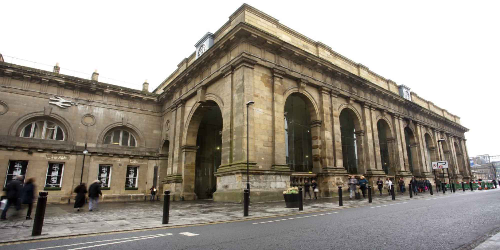 Newcastle Central Station 1