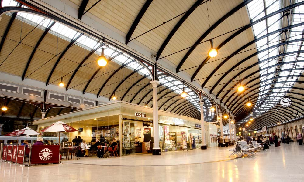 Newcastle Central Station 2