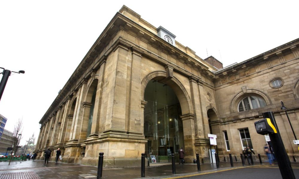 Newcastle Central Station 4